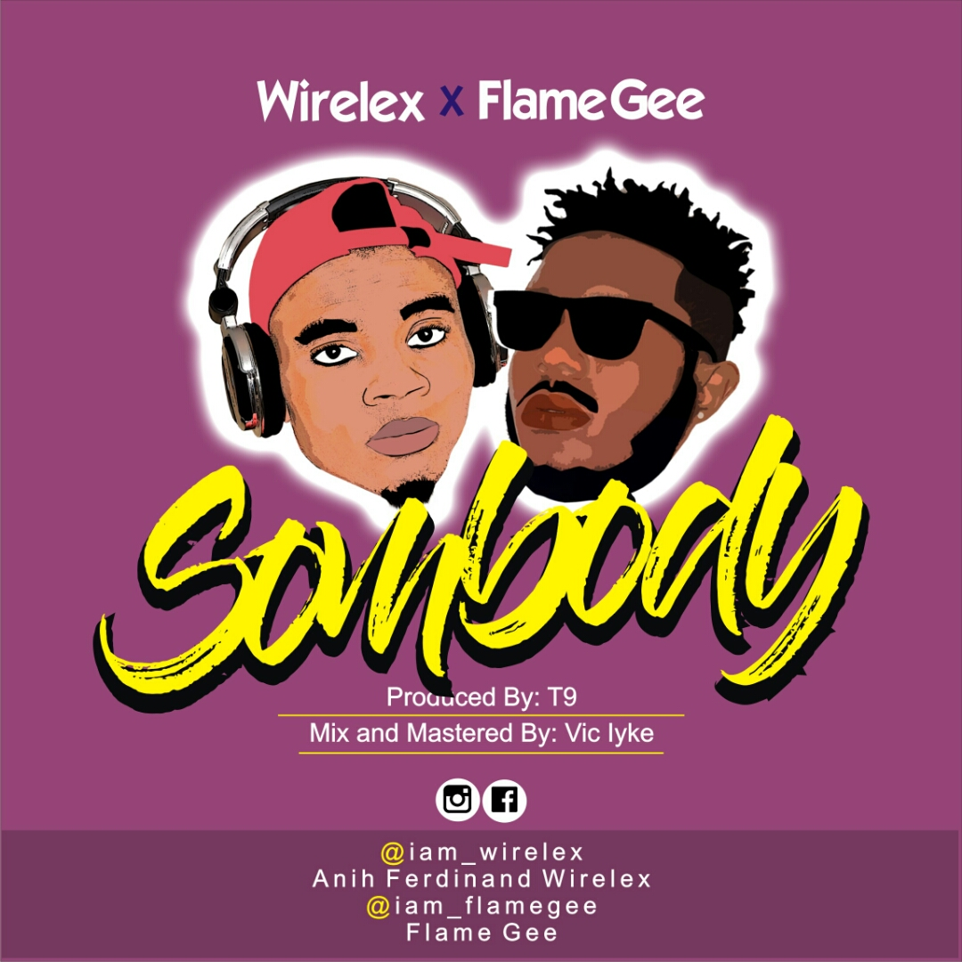 Download music: Wireless ft Flamegee